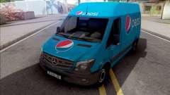 Mercedes-Benz Sprinter Van PepsiCO