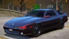 Toyota Supra Turbo para GTA 4