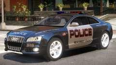Audi S5 Police V1