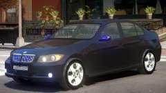 BMW E90 FBI