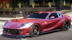 Ferrari 812 Superfast V1 para GTA 4