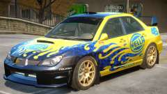 Subaru Impreza WRX V1 PJ4 para GTA 4