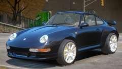 1995 Porsche Turbo 911 para GTA 4