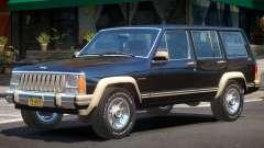 1984 Jeep Cherokee V1