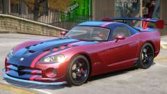 Dodge Viper SRT-10 V1.2 para GTA 4