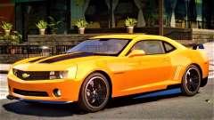 Chevrolet Camaro Y10 para GTA 4