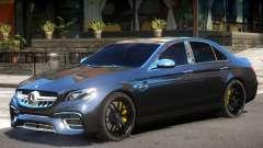 Mercedes Benz E63 Upd para GTA 4