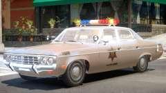 AMC Matador Sheriff V1 para GTA 4