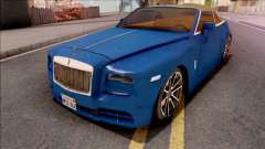 Rolls-Royce Dawn 2019 Low Poly
