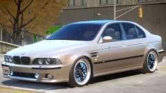 BMW M5 E39 V2.2 para GTA 4