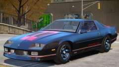 1990 Chevrolet Camaro V1 para GTA 4