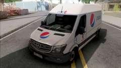 Mercedes-Benz Sprinter Van PepsiCO v2
