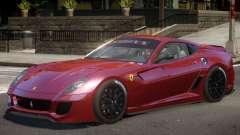 Ferrari 599XX V1 para GTA 4
