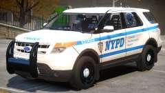 Ford Explorer V1 Police
