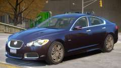 Jaguar XFR V1 para GTA 4