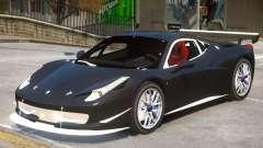 Ferrari 458 Challenge para GTA 4