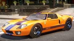 Ford GT1000 V1 para GTA 4