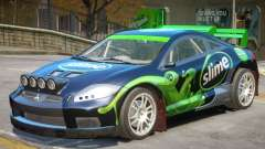 Mitsubishi Eclipse Rally PJ3 para GTA 4