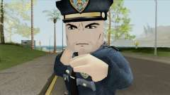 Roblox (Police Department Officer) para GTA San Andreas