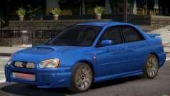 Subaru Impreza WRX Y04 para GTA 4