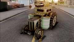 GLA Tractor