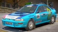 Subaru Impreza Rally Edition V1 PJ4 para GTA 4