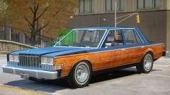 1983 Dodge Diplomat V1 para GTA 4