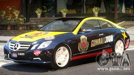 Mercedes Benz E500 V1 PJ2 para GTA 4