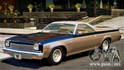 1973 El Camino para GTA 4