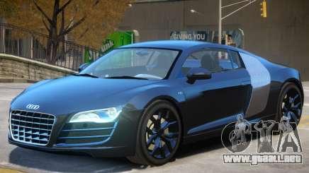 Audi R8 V10 Upd para GTA 4