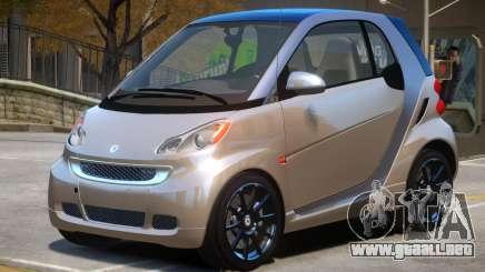 Smart ForTwo V1 para GTA 4