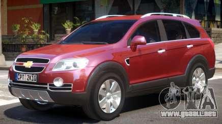 Chevrolet Captiva V1 para GTA 4