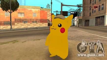 Pikachu Gopnik para GTA San Andreas