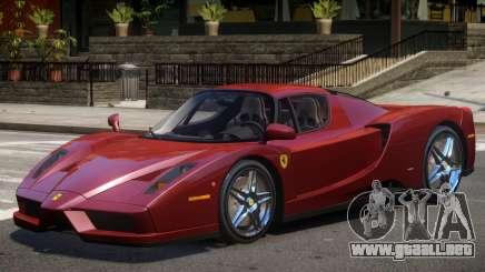 Ferrari Enzo V1 para GTA 4