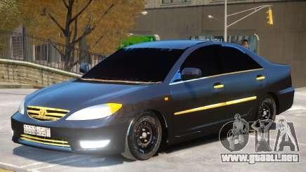 Toyota Camry V2.2 para GTA 4
