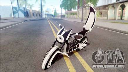 GTA Online Arena Wars Future Shock Deathbike v2 para GTA San Andreas
