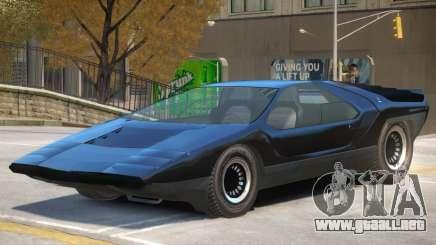 Alfa Romeo Carabo V1 para GTA 4