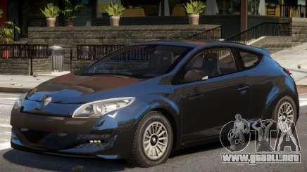 Renault Megane II RS para GTA 4