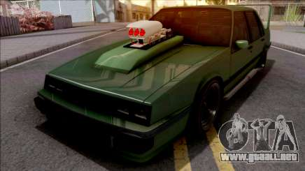 GTA IV Willard Custom para GTA San Andreas