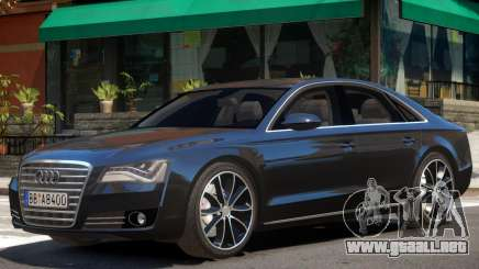 Audi A8 Y10 para GTA 4