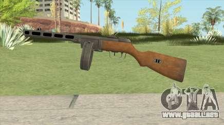 PPSH-41 (Hour Of Victory) para GTA San Andreas
