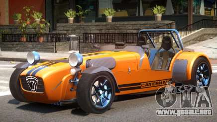 Caterham Superlight V1.2 para GTA 4