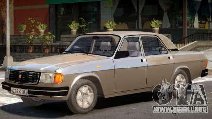 GAZ 31029 V1 para GTA 4
