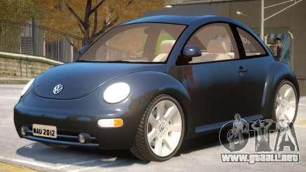 Volkswagen New Beetle V1 para GTA 4