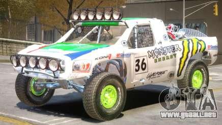 Dodge Ram Rally Edition PJ4 para GTA 4