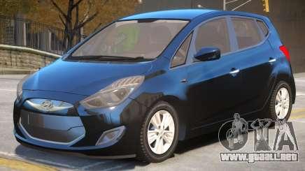 Hyundai IX20 V1 para GTA 4