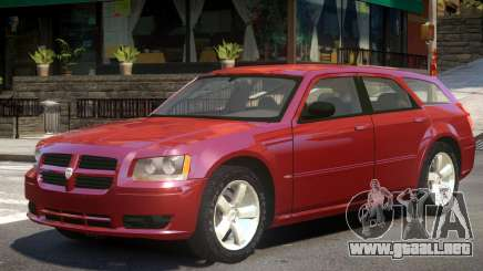 Dodge Magnum V1 para GTA 4