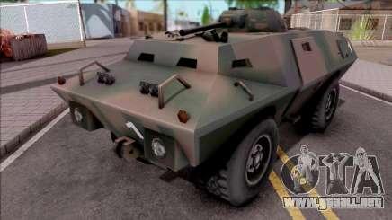 Swatvan Exercito Brasileiro para GTA San Andreas