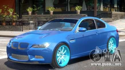BMW M3 Upd para GTA 4