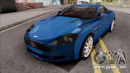 Aston Martin DB9 Full Tunable VehFuncs para GTA San Andreas